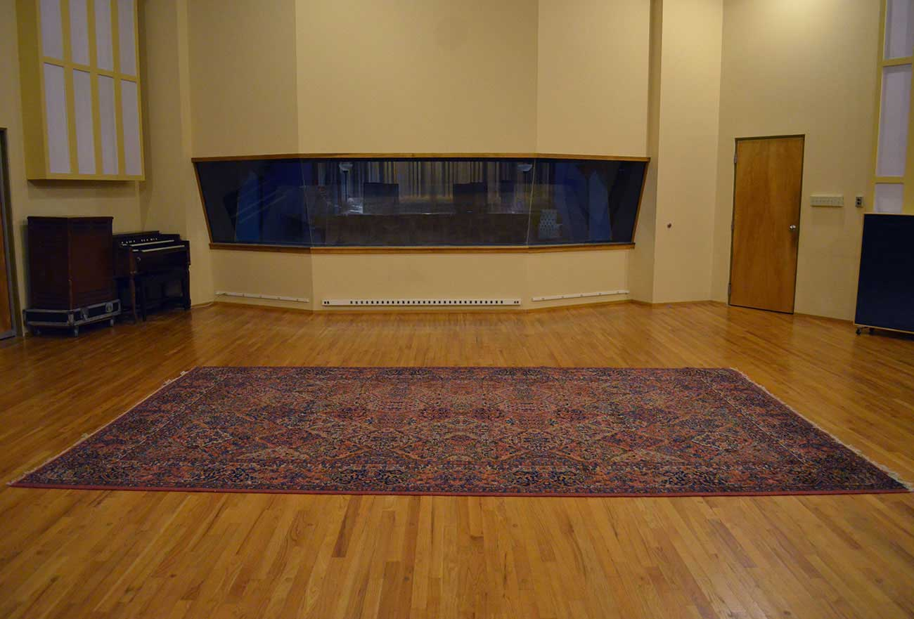 Tracking Room 1