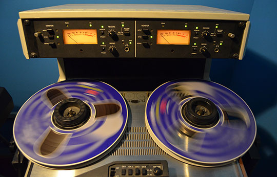 Mapex Analog Tape Machine